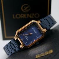 jam tangan wanita original anti air alfa alba diesel rolex mirage silv