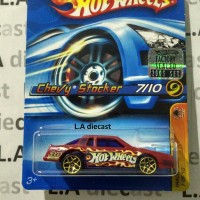 Hot Wheels 2005 - Chevy Stocker Red --FACTORY SEALED--