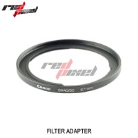 FILTER ADAPTER REPLACES CANON FA-DC67A