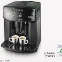 Mesin Kopi DeLonghi ESAM 2600 Coffee Maker Cappucino Es Limited