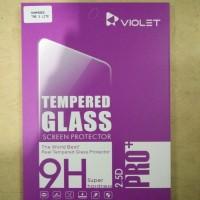 Tempered Glass Samsung Galaxy Tab 3 Lite 7.0 T110 Screen Guard Violet