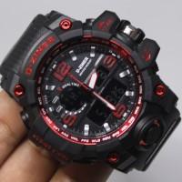jam tangan digital laki asli bergaransi anti air sporty gshock