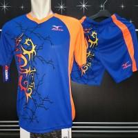 Jersey Volly Mizuno / Baju Voli / Kostum Bola & Futsal / Kaos Setelan