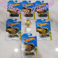Hot Wheels 15 Mazda MX 5 Miata (HW Speed Graphics) - Yellow