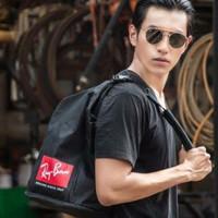 tas sling bag rayban bukan oakley