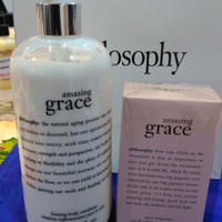 Paket Philosophy Amazing Grace Parfum + Body Lotion