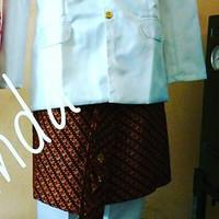 sewa / rental baju adat Sunda pria freesize (harga sewa+deposit)