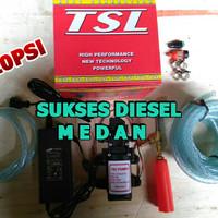 mesin cuci motor mobil ac portable hemat listrik 120PSI TSL Adaptor