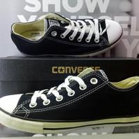 Sepatu Original Converse Sneakers Warna Hitam