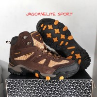 Sepatu Boot Gunung Original bkn TNF JWS Merrell Eiger, ini Mokzhaware.