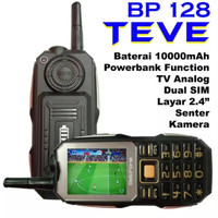 Hp bellphone BP128 TV dan PB