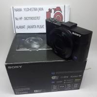 Sony Cyber-Shot DSC RX100 Mark II Black