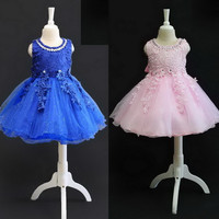 Baju pesta anak / rok tille anak / baju princess / frozen/ hello kitty