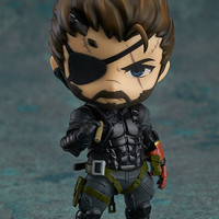 mainan action figure nendoroid 565 Venom snake metal gear solid
