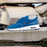 Sepatu Nike Womens Air Max Thea Blue Original