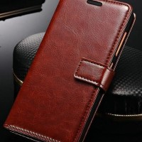 Samsung Galaxy A7 2017 A720 case hp dompet leather FLIP COVER WALLET