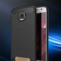 Motorola Moto Z2 Play spigen like case casing hp carbon FIBER LINE