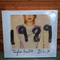 CD Import TAYLOR SWIFT - 1989