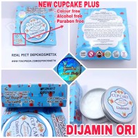 UNDERARM CUPCAKE By Little Baby
