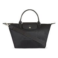 Longchamp - Le Pliage Neo -strap- Small - Black
