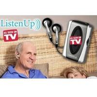 alat bantu dengar - pengeras suara - Listen Up TV Sound Amplifier