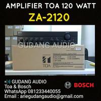 Amplifier TOA ZA-2120 (120watt)