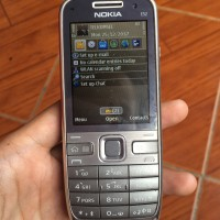 Nokia E52 Muluss second Original made in Finland