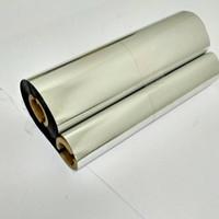 "Ribbon Full Resin 110mmX74m Core 0,5"" (Face Out) / Pita Ribbon Barcode"