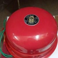 Alarm Round Bell Kring 4