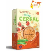 Yummy Bites - Cereal Cheesy Veg with Pasta 100g