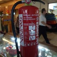 APAR / FIRE EXTINGUISHER 3,5 kg ABC VIKING AV 35P Dry Chemical Powder