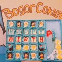 Coklat Ulang Tahun Frozen / Hadiah Ultah