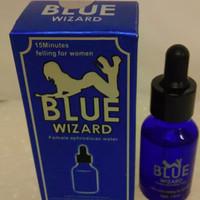 WiZard-Blue OriginaL Grosir.