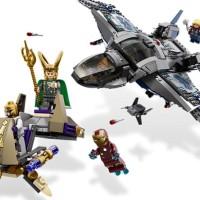 6869 Lego Avenger: Quinjet Aerial Battle