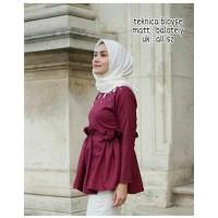 teknica blouse / toko baju muslim / fashion online