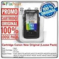 Cartridge Tinta CL741 Color, Printer Canon MG3570 MG4170 MX377 MX397