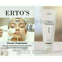 Ertos Facial Treatment BPOM Produk Ertos Beauty Care Original 100%