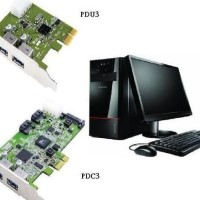 ASLI - TRANSCEND - EXPANSION CARD PDU3 USB 3.0