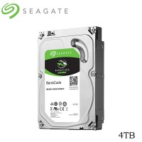 Seagate BarraCuda Harddisk Internal PC 4TB SATA