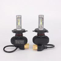 Headlamp LED Mazda 2/RX7 (Headlight Lampu Utama H4 Mazda2 HID)
