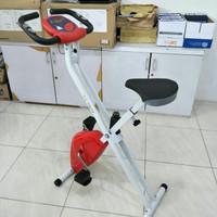Sepeda Fitnes Statis X Bike TL-921