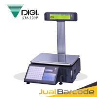 Timbangan Digital DIGI SM-320P | SM 320 P | SM320 | Harga Buah Sayur