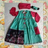 Size -0 - Baju Muslim Anak DANNIS - Gamis Anak DANNIS - P-0A47