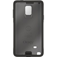 OtterBox Commuter Series for Samsung Galaxy Note 4, Black 77-50469