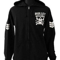 Hoodie Zipper Bullet Club Wwe - Qolbu merch