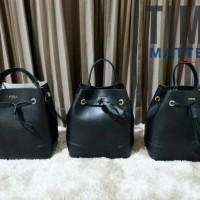 Terbaru|Ori / Furla Stacy Small Drawstring Bucket Bag / Authentic