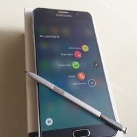 Samsung Galaxy Note 5 Single 32GB Ram 4GB Second Mulus Original