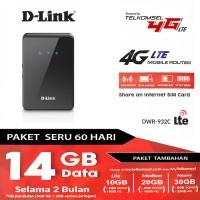 D-Link DWR-932C 4G LTE Mobile Router DLINK DWR 932 C