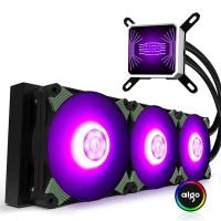 aigo ICY T360 RGB LED 360mm AIO Liquid Cooler