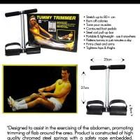 Tummy Trimmer Alat Bantu Sit Up Olahraga Pengecil Perut Shape Up Your